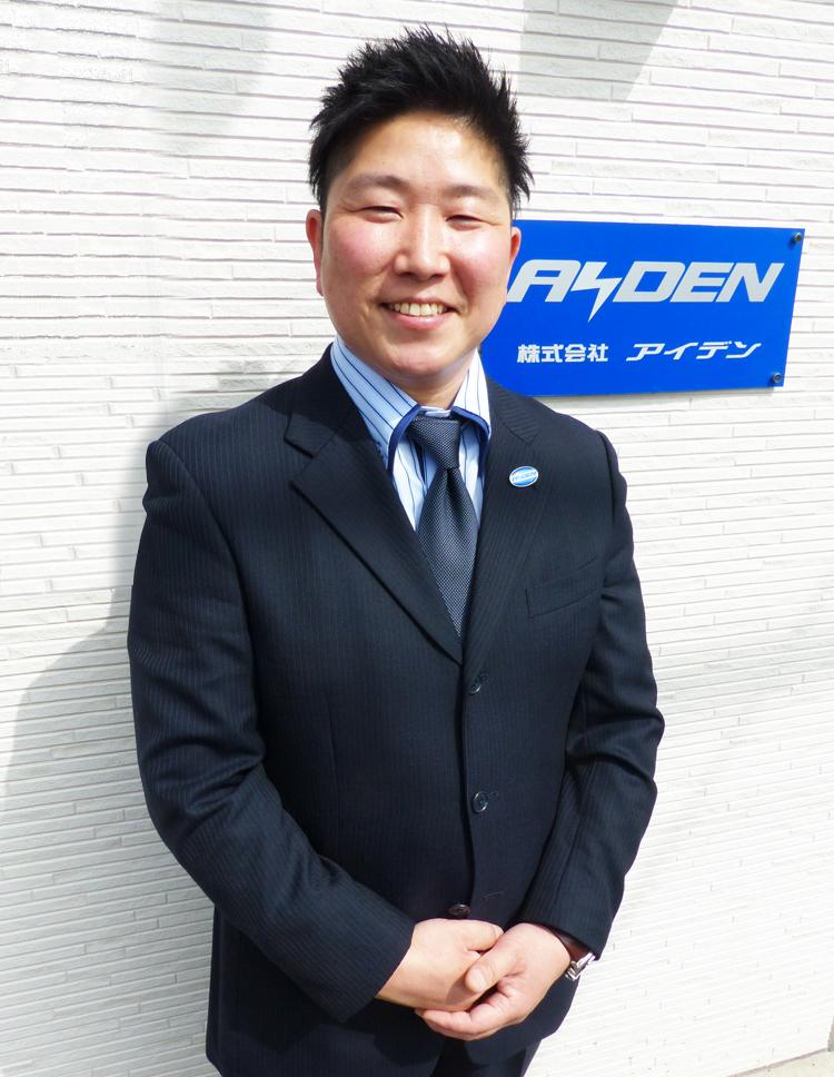 代表取締役  池田-裕二